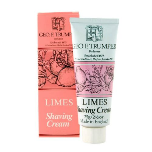 Extract of Limes Shave Cream Tube 75g by Geo F Trumper