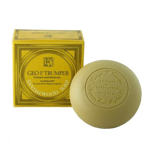 Geo F Trumper Sandalwood Bath Soap - 150g