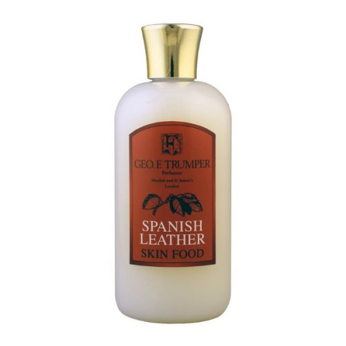 Geo F Trumper Spanish Leather Skin Food - 200ml