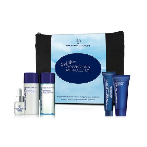 Germaine de Cappuccini Excel Therapy O2 Oxygenation & Anti Pollution Set