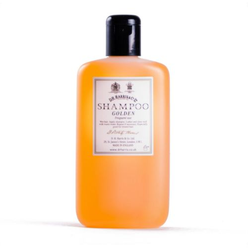 D R Harris Golden Shampoo (250ml)