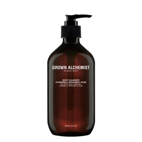 Grown Alchemist Body Cleanser - Chamomile, Bergamot & Rose (500ml)