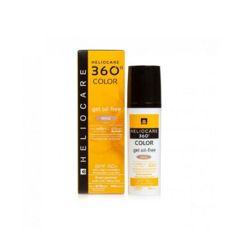 Heliocare 360 Colour - Oil-Free Gel Beige