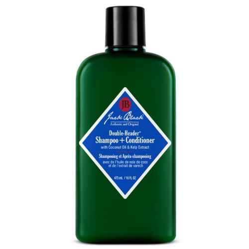 Jack Black Double Header Shampoo + Conditioner (473ml)