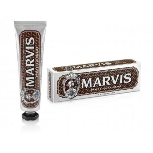Marvis Sweet & Sour Rhubarb Toothpaste (75ml)