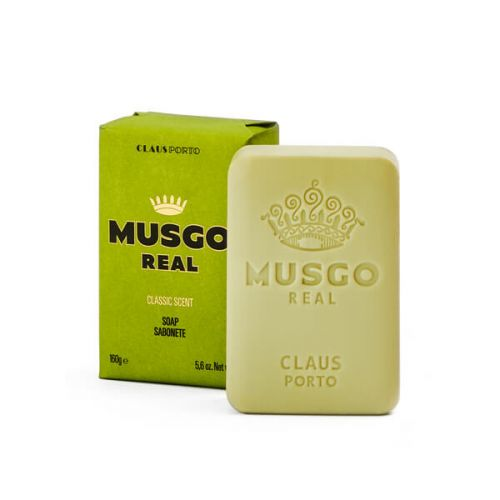 Musgo Real Classic Scent Body Soap