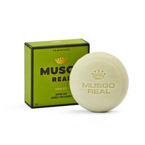 Musgo Real Classic Scent Shave Soap - 125g
