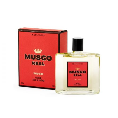 Musgo Real Spiced Citrus Cologne