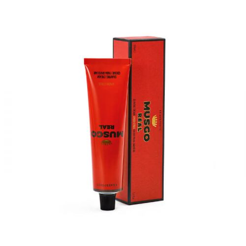 Musgo Real Spiced Citrus Shave Cream Tube