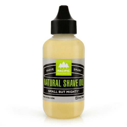Pacific Shaving Company All Natural Shaving Oil (15ml)