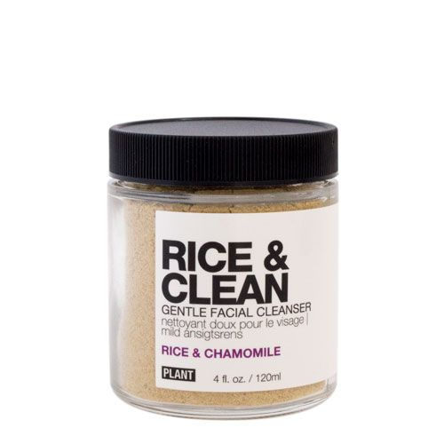 Plant Apothecary Rice and Clean Gentle Facial Cleanser - Rice and Chamomile (120ml)