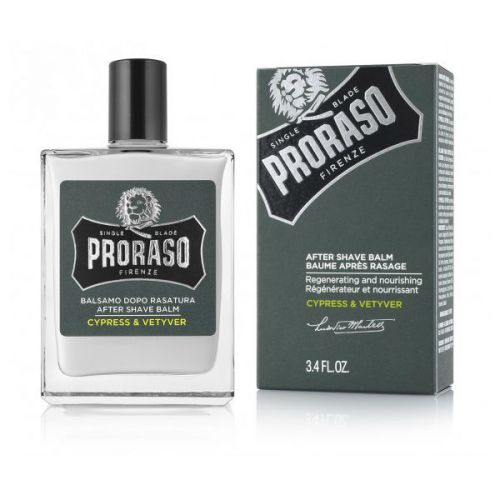 Proraso After Shave Balm Cypress & Vetyver (100ml)