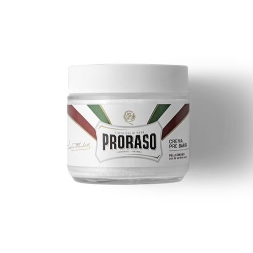 Proraso Pre Shave Cream- Sensitive Skin (100ml)