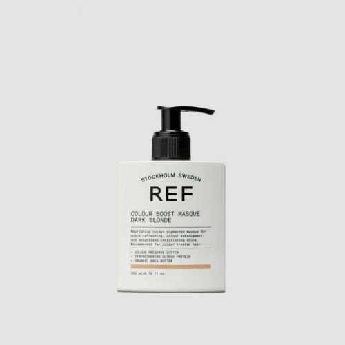 REF. Colour Boost Masque - Dark Blonde (200ml)