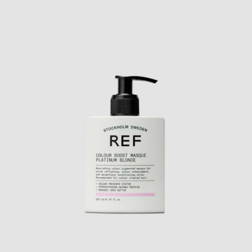 REF. Colour Boost Masque - Platinum Blonde (200ml)