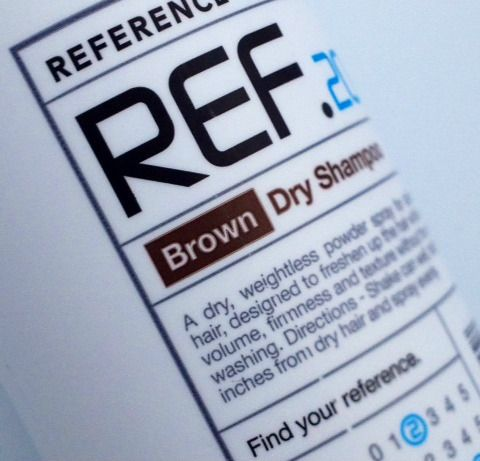 REF. Brown Dry Shampoo 204 (200ml)