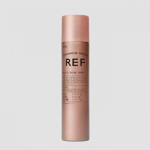 REF. Hold & Shine Hair Spray / Travel Size 545 (75ml)