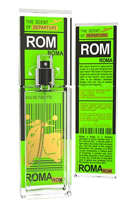The Scent of Departure - ROM - Rome Eau de Toilette (50ml)