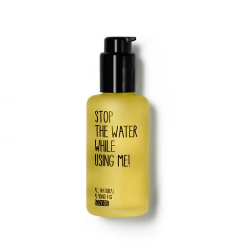Stop The Water While Using Me All Natural Almond Fig Body Oil