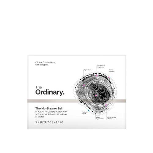 No Brainer Set from The Ordinary