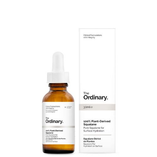 The Ordinary 100% Plant-Derived Squalane (30ml)