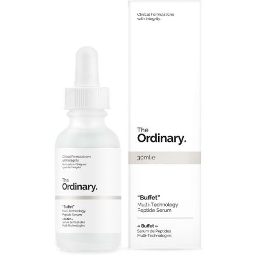 The Ordinary Buffet - 30ml