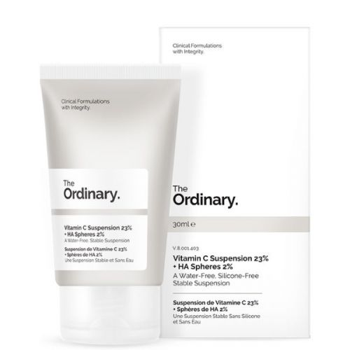The Ordinary Vitamin C Suspension 23% + HA Spheres 2% (30ml0