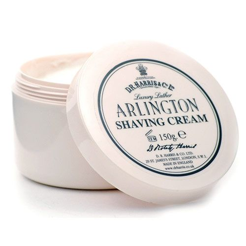 D R Harris Arlington Shave Cream - Bowl (150g)