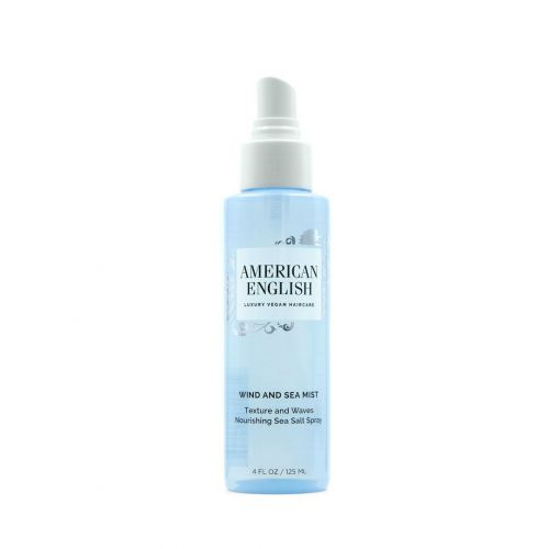 American English Wind & Sea Mist (125ml) - Vegan Wave Spray