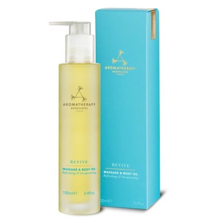 Aromatherapy Associates Revive Massage & Body Oil (100ml)