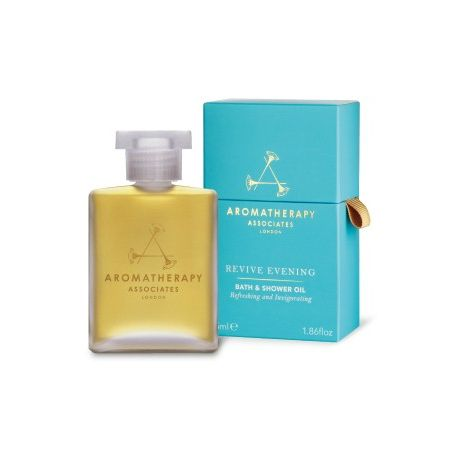 Aromatherapy Associates Revive Evening Bath & Shower Oil (55ml)