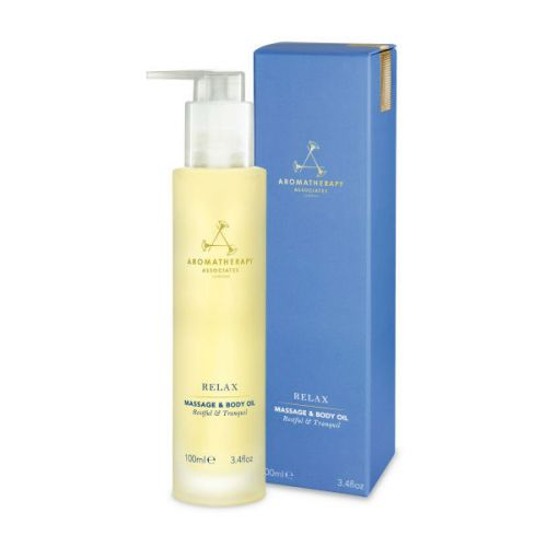 Aromatherapy Associates Relax Massage & Body Oil (100ml)