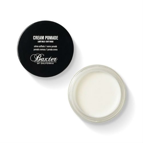 Baxter of California Cream Pomade - Open