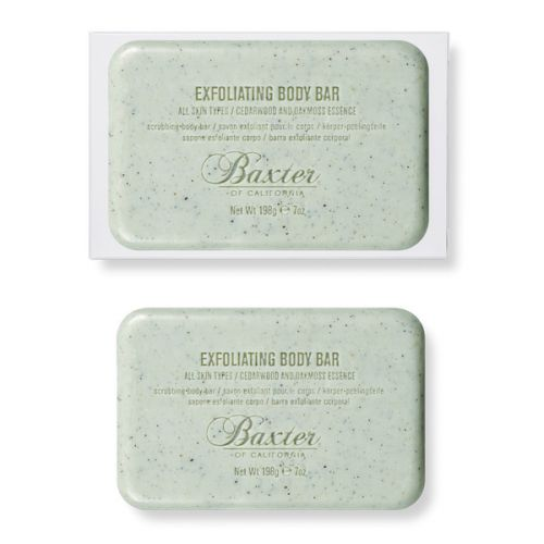 Baxter of California Exfoliating Body Bar (198g)
