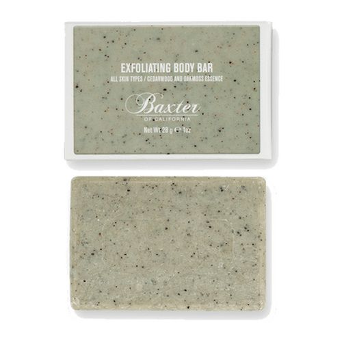 Baxter of California Travel Size Exfoliating Body Bar