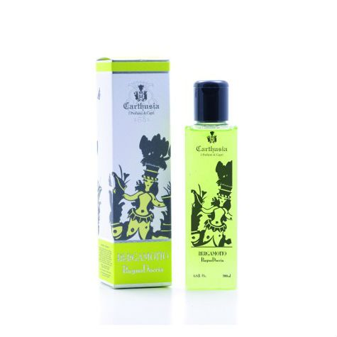 Acqua Di Carthusia Bergamot Body Wash (100ml)