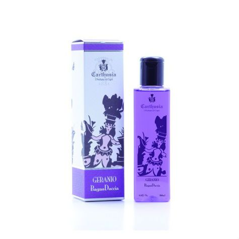 Acqua Di Carthusia Geranium Body Wash (200ml)