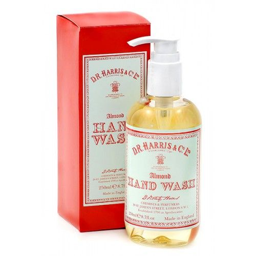 D R Harris Almond Hand Wash (250ml)