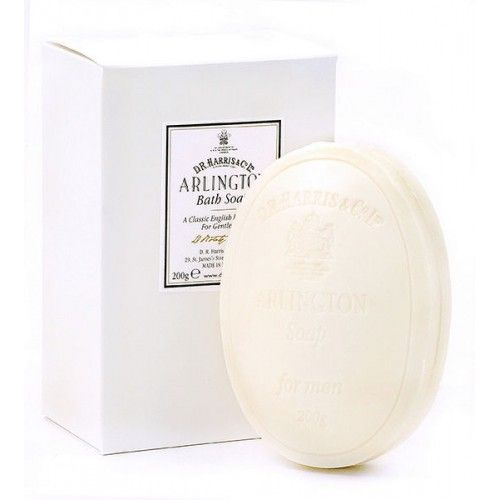 D R Harris Arlington Bath Soap (200g)