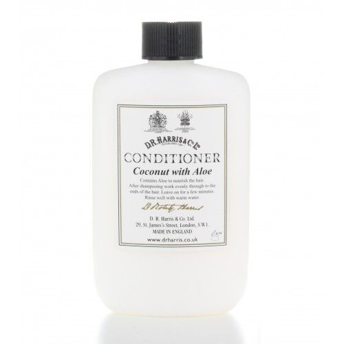 D R Harris Coconut & Aloe Conditioner (100ml)