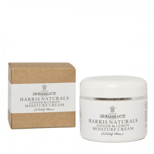D R Harris Ginger & Lemon Moisture Cream (100ml)