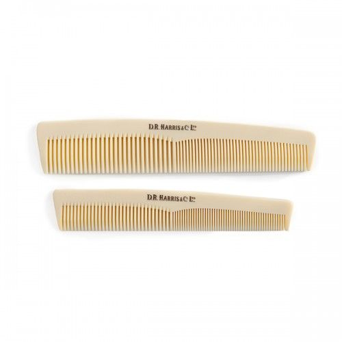 D R Harris Imitation Ivory Hair Comb