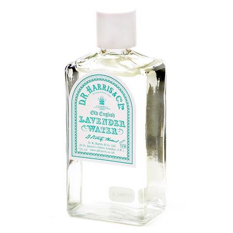 D R Harris Travel Old English Lavender Water (30ml)