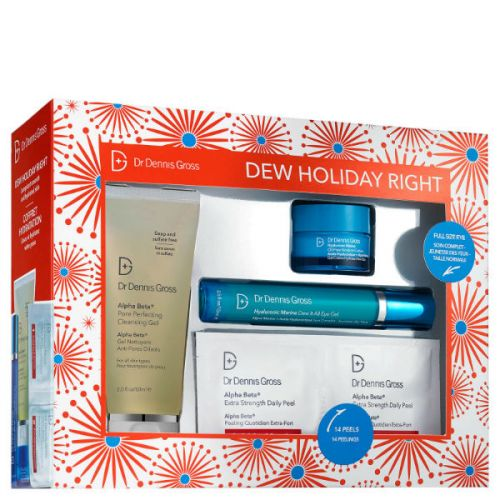 Dr Dennis Gross Dew Holiday Right Set