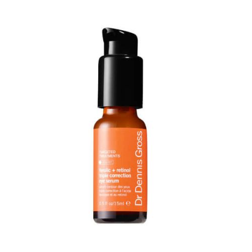 Dr Dennis Gross Ferulic & Retinol Triple Correction Eye Serum (15ml)