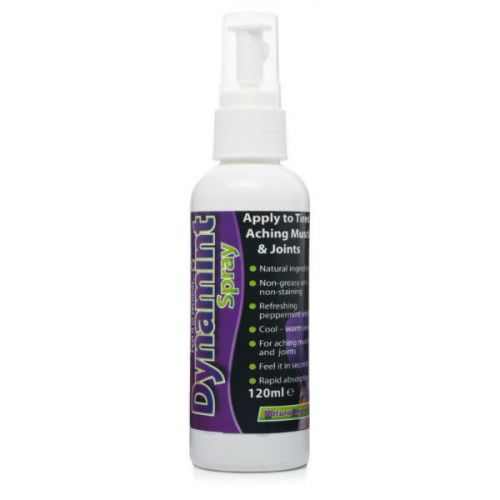 Dynamint Spray for Tired and Aching Muscles and Joints (120ml)