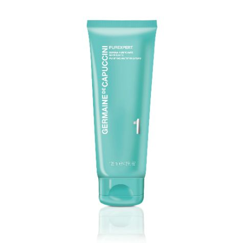 Germaine de Capuccini Pure Expert Purifying Mattifying Foam (125ml)