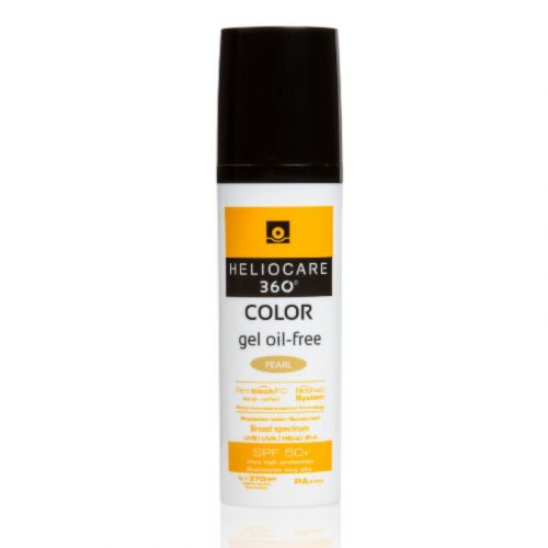 Heliocare 360 Colour Oil-free Gel Pearl SPF50+