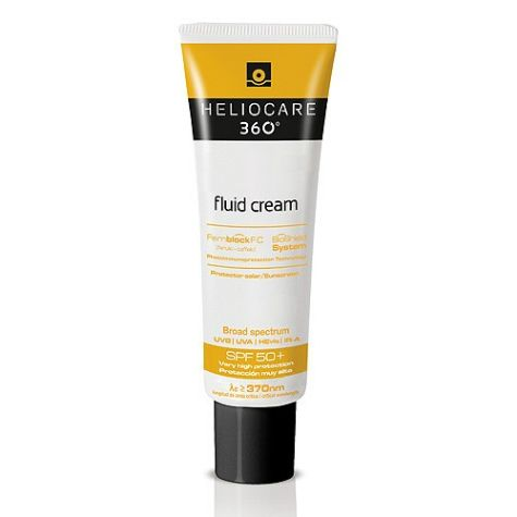 Heliocare 360° Fluid Cream SPF 50+ (50ml)