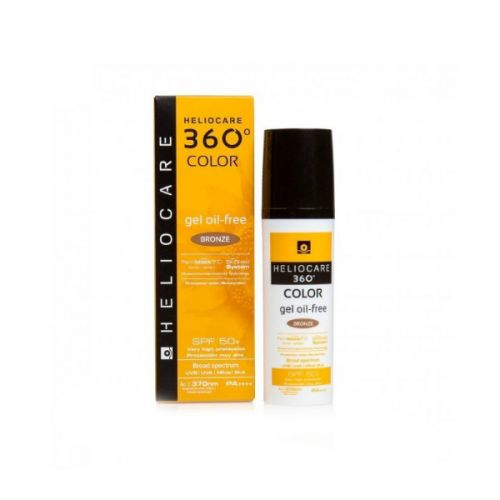 Heliocare 360 Colour Oil Free Gel - Bronze